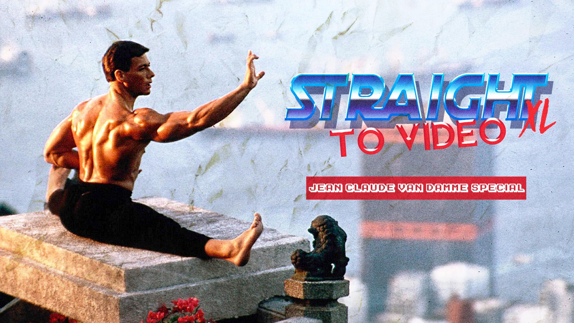 Straight to Video XL: Jean-Claude van Damme