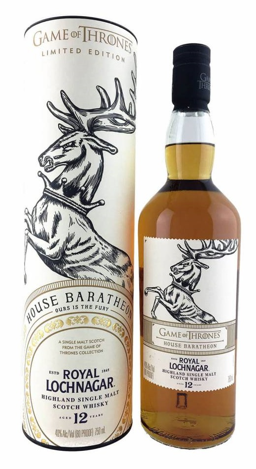 Game of Thrones Whisky Baratheon
