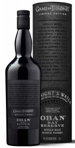Game of Thrones Whisky Night's Watch