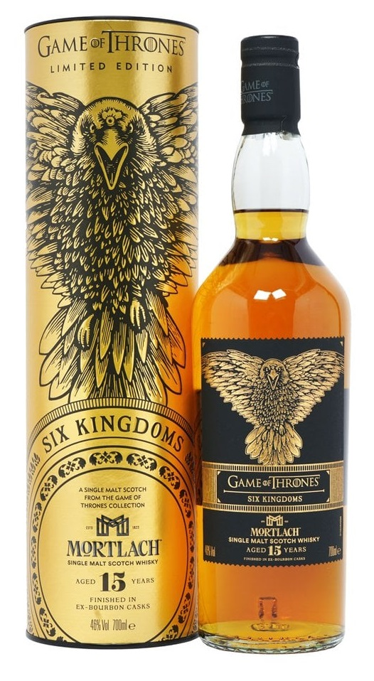 Game of Thrones Whisky Six Kingdoms
