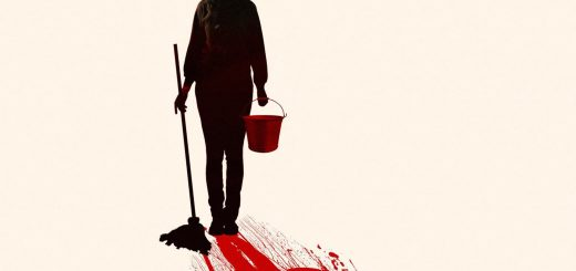 "Poster voor de film ""The Cleaning Lady"""